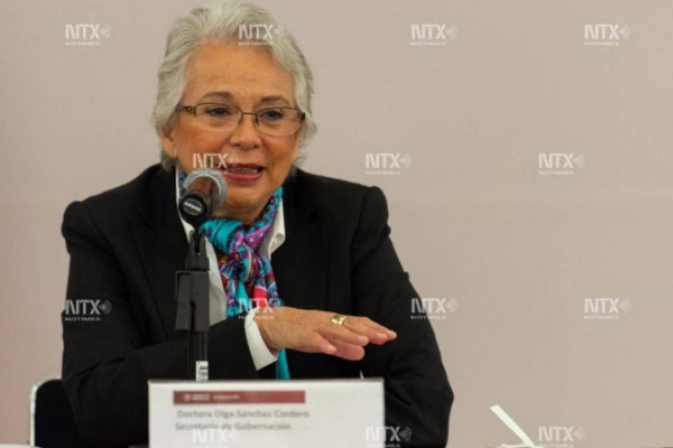 García Luna tiene derecho a juicio justo: Segob