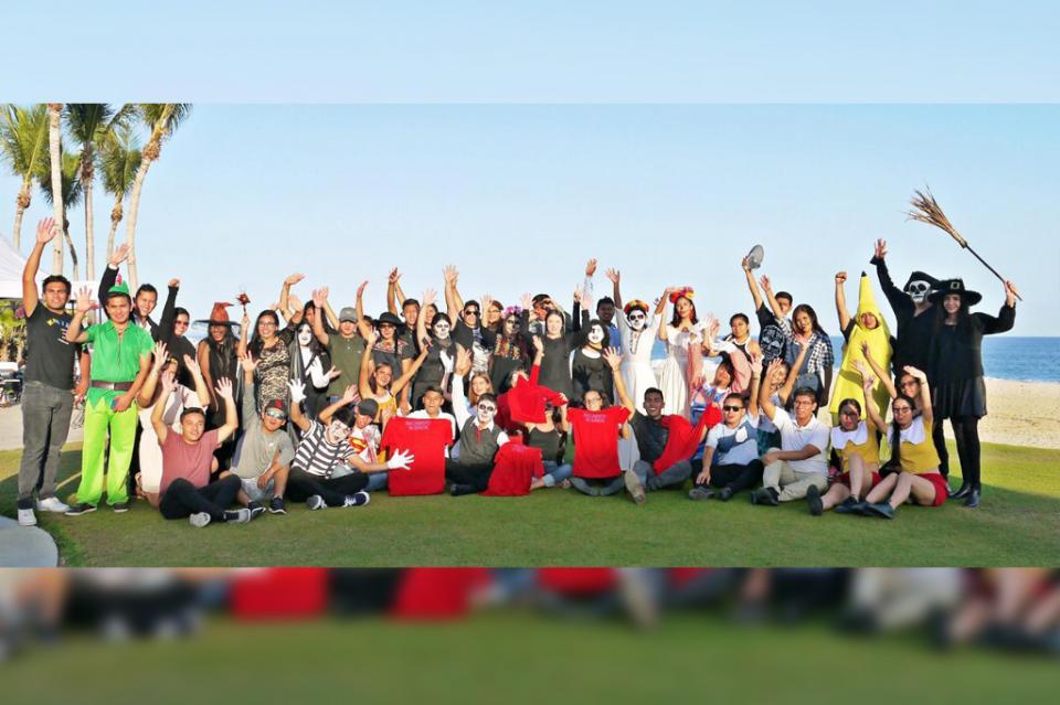 Fundación Questro da  la bienvenida a jóvenes becarios al nuevo ciclo 2019-2020