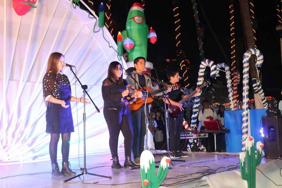 Participan más de 700 artistas en semana cultural en Villas de ISIFE