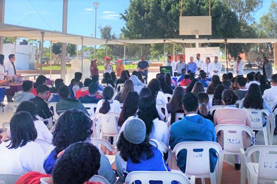 Salud organizó coalición comunitaria para prevención de adicciones en Puerto San Carlos