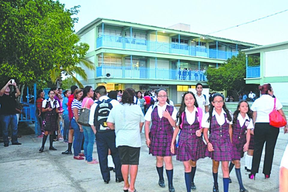 De vacaciones 240 mil  estudiantes y 15 mil  docentes a partir del  20 de diciembre en BCS