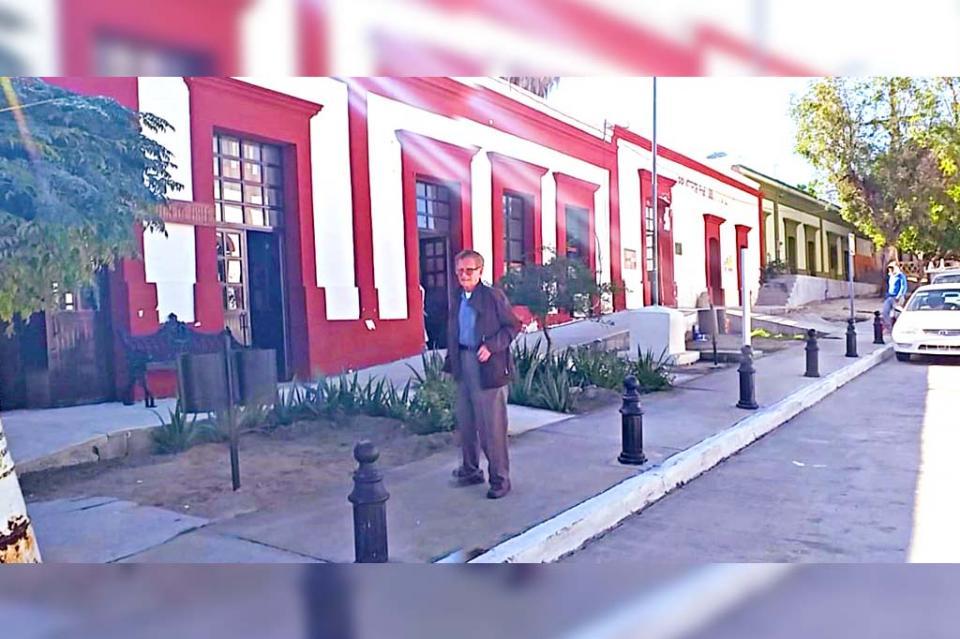 """Don """"Chale"""" Peláez, familias históricas en Santiago"""