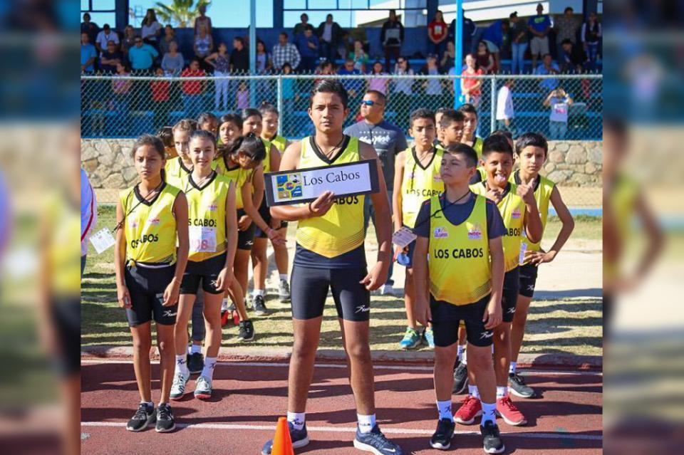 Realizan eliminatorias de atletismo en su etapa municipal