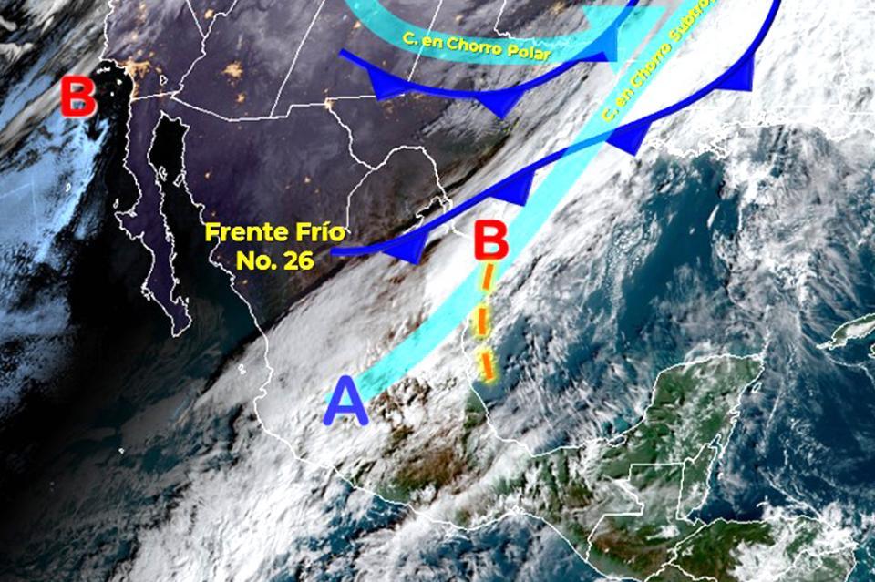 Continúa inestabilidad en el clima: Capitanía de Puerto