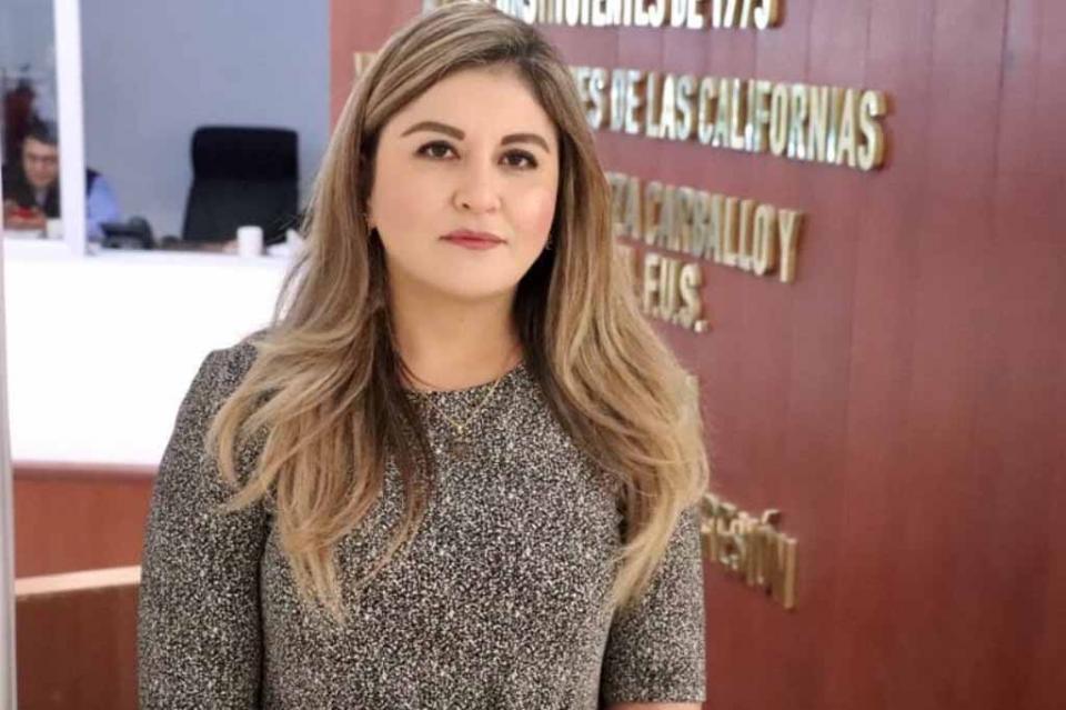 Rinde informe de periodo diputada Daniela Rubio Avilés