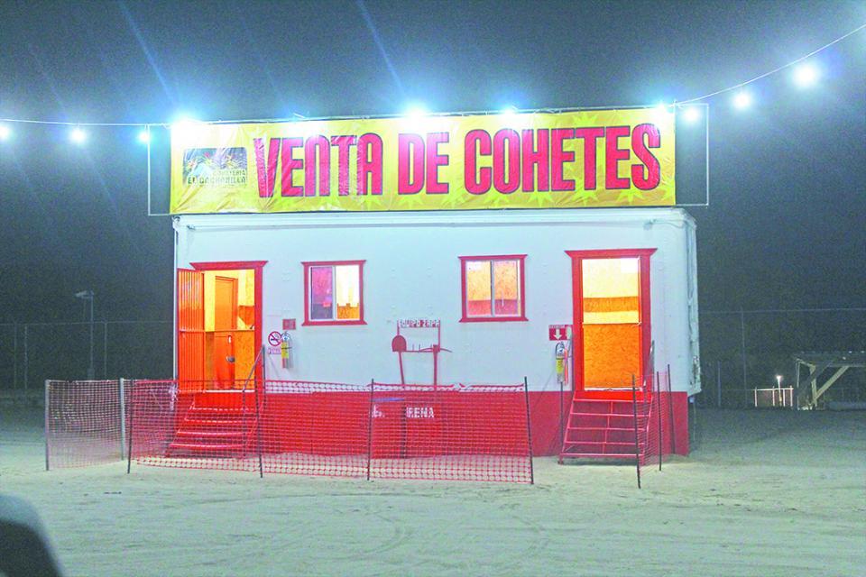 Exhorta Protección Civil de Los Cabos a ciudadanos a denunciar venta ilegal de pirotecnia explosiva al 911