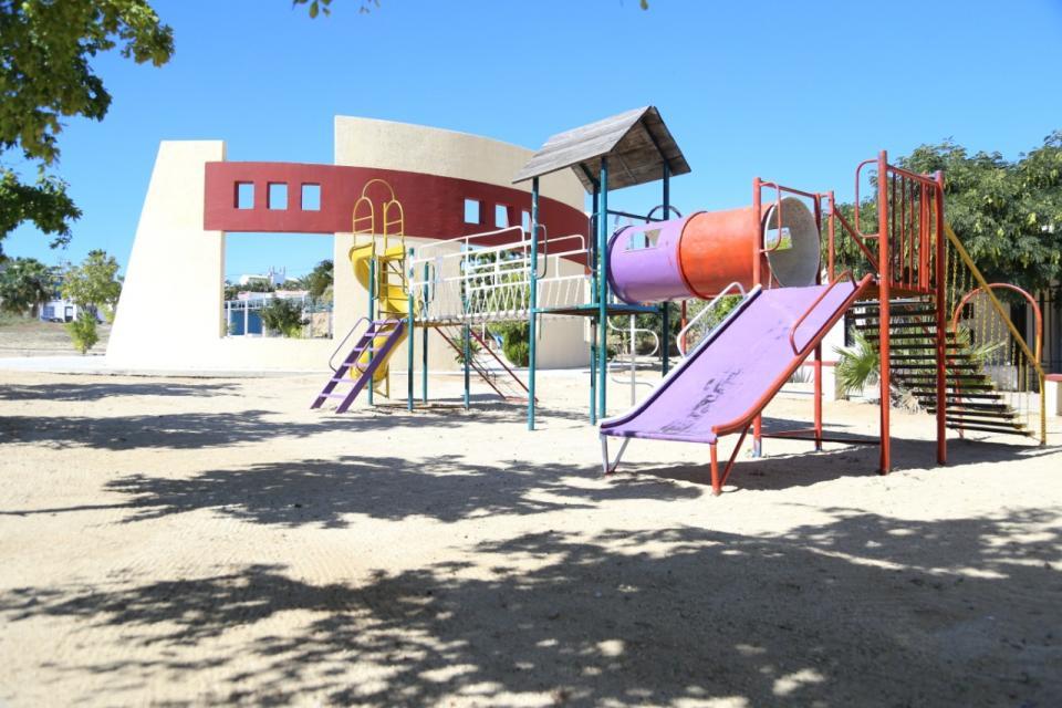 """Gobierno Municipal busca beneficiar con el programa """"Mi Parque Vive"""" a tres áreas públicas por mes"""