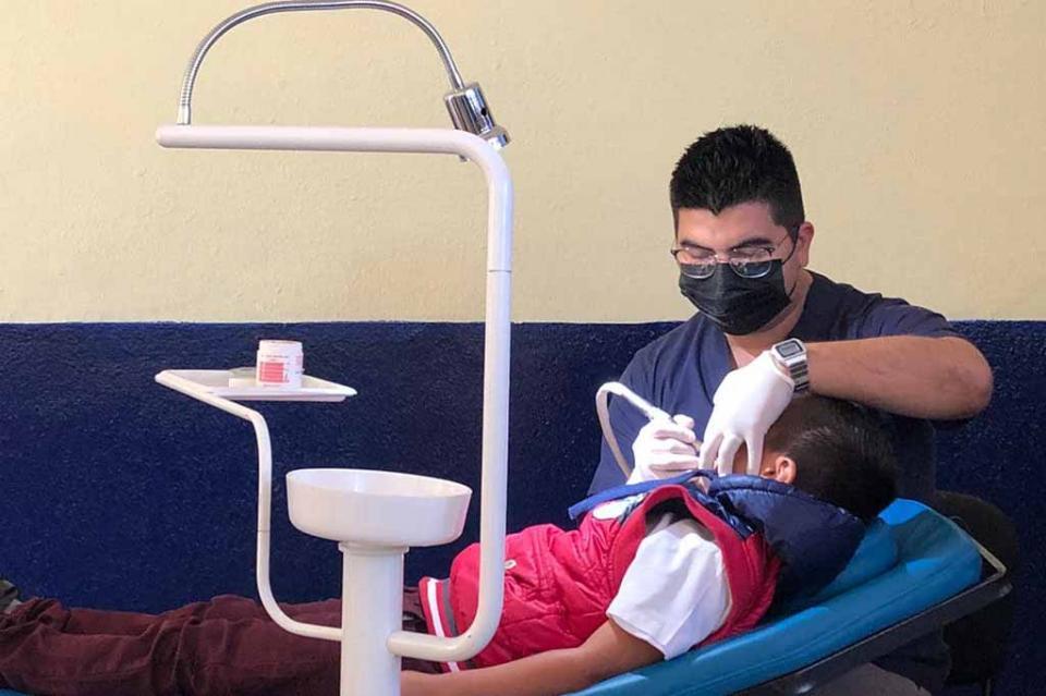 Creando conciencia en los menores; una boca limpia es una boca sana