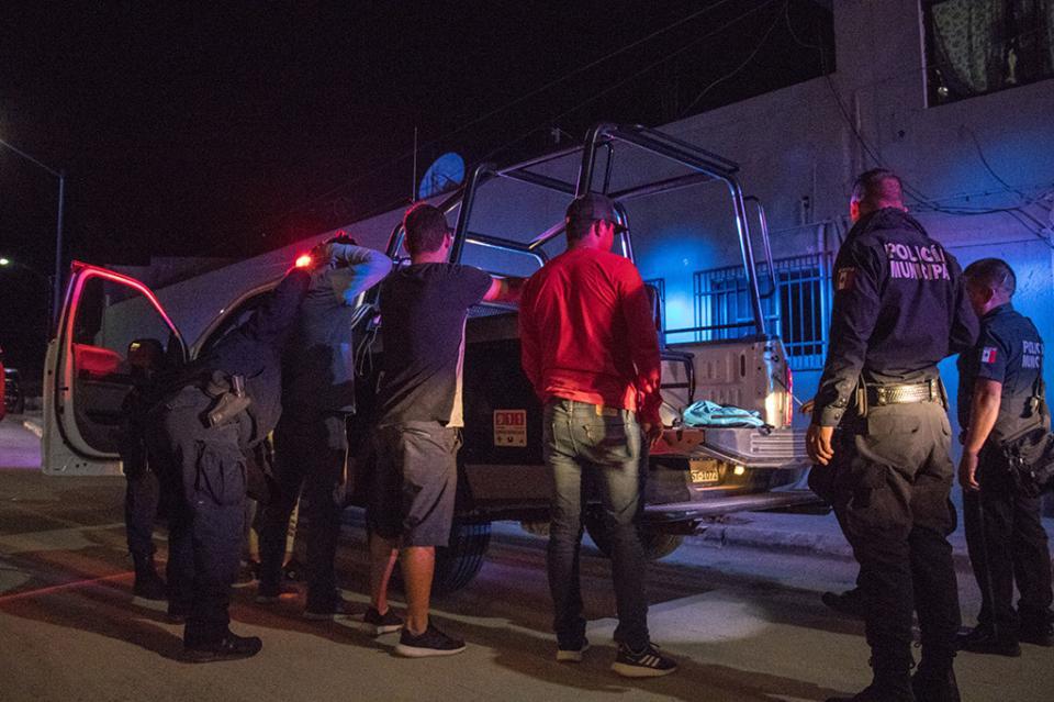 La seguridad en Los Cabos sigue siendo prioridad para el Ayuntamiento; Seguridad Pública Municipal continúa con los Operativos
