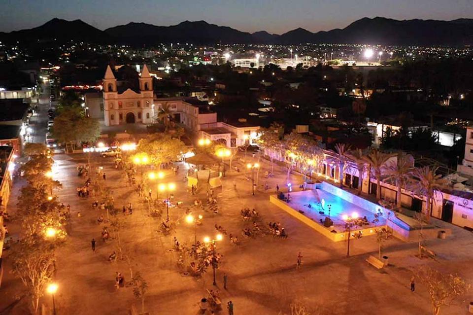 Las plazas públicas de Los Cabos se visten de arte: conoce y disfruta los espacios que promueve el ICA
