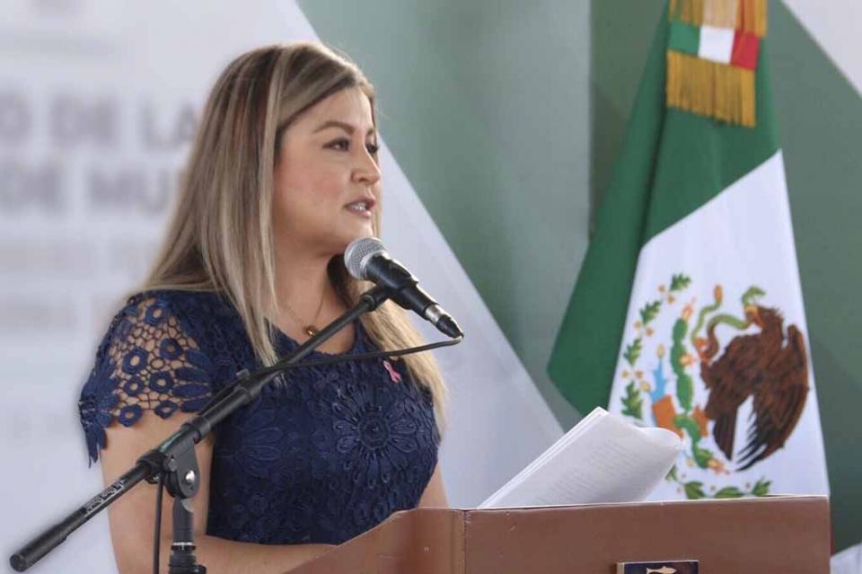 Suscribe diputada Daniela Rubio manifiesto nacional en contra de la Violencia por razones de género