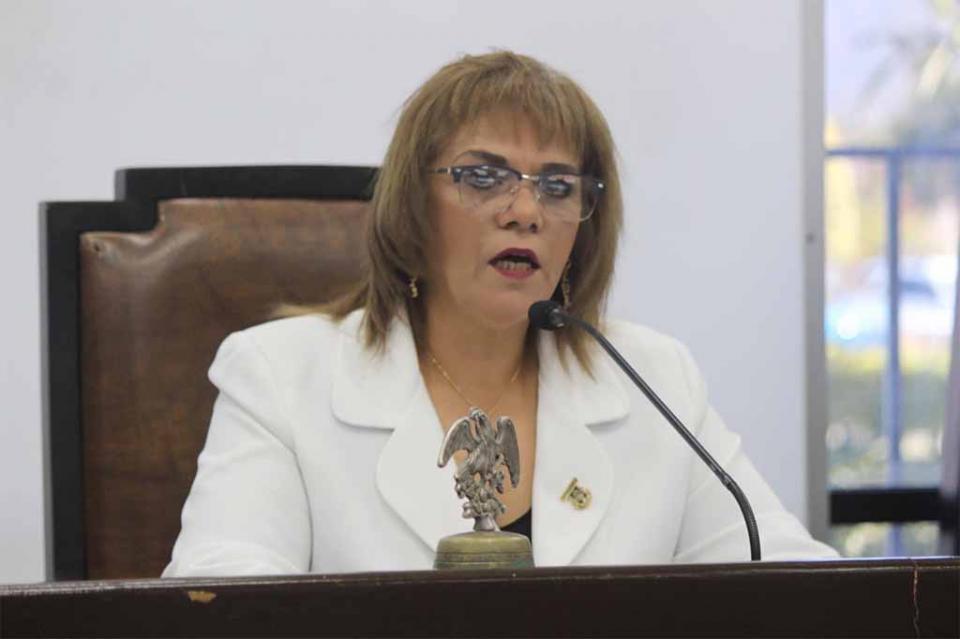 Llama Diputada Elizabeth Rocha a trabajar en 2020 sin distingos partidarios