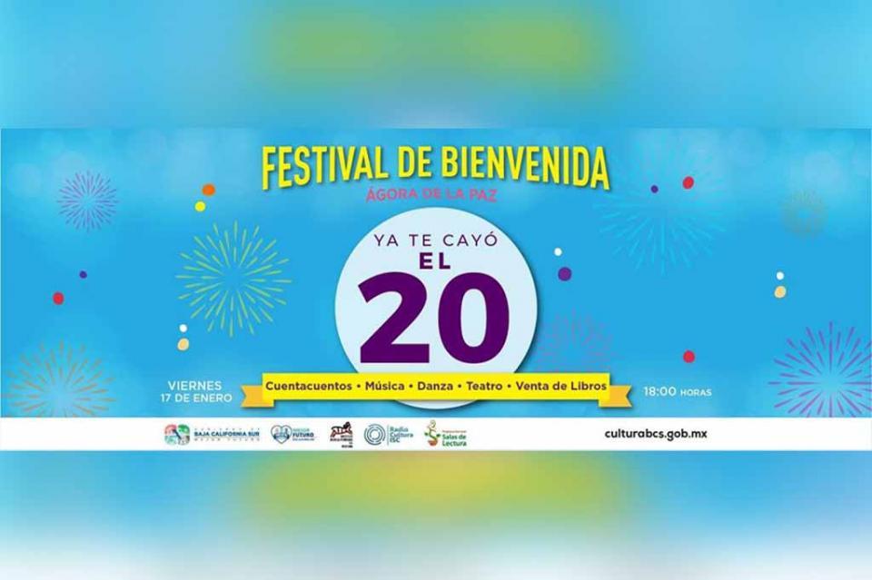 Realizará Instituto Sudcaliforiano de Cultura el primer festival del año