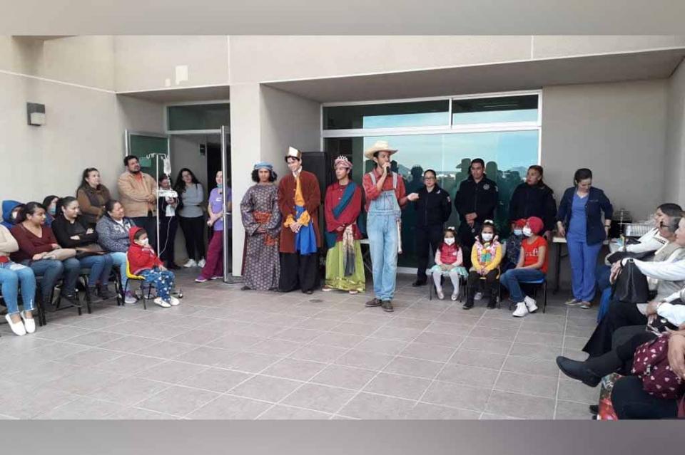 """Programa """"Salas de Lectura BCS """" Realiza actividad en Hospital de esta Ciudad"""