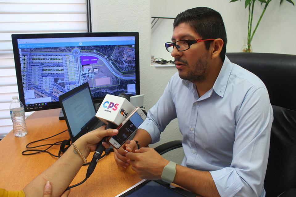 """Indagará Sindicatura modificación  de predios poligonales que  denunciara regidora Tabita  Rodríguez en Cabildo"""": Síndico"""