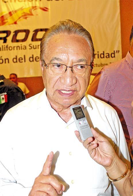 Falta de capacidad para generación de energía eléctrica y agua potable, problemas torales  que deben resolverse: Isaías González Cuevas