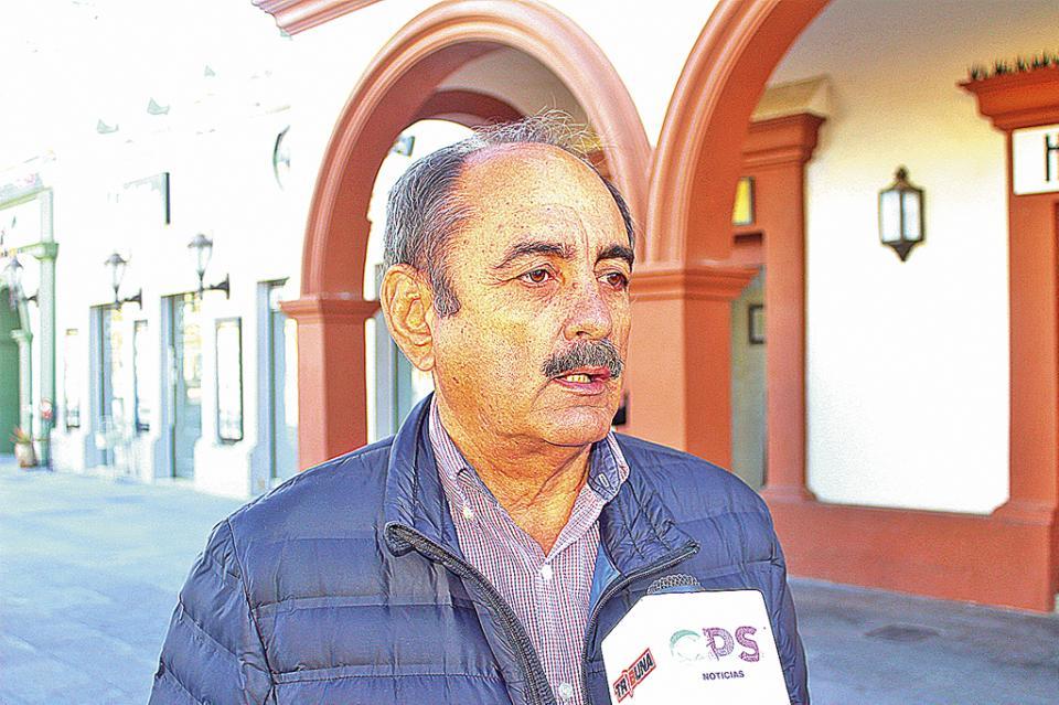 Investigará Oomsapaslc posible robo de agua potable: Arturo Sandoval