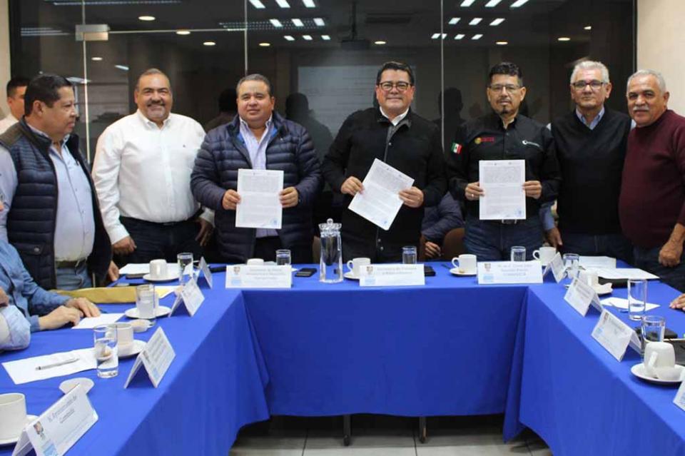 Reiteran estado y CONAPESCA convenio de colaboración en pesca deportiva