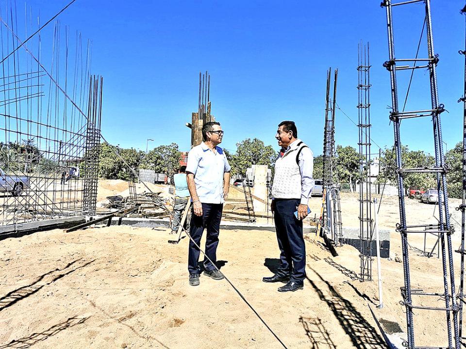 Construyen 4 nuevas escuelas en Los Cabos