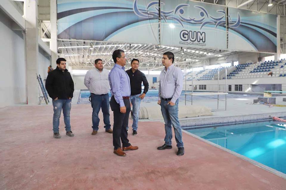 Rehabilitación del GUM presenta un avance del 55 por ciento