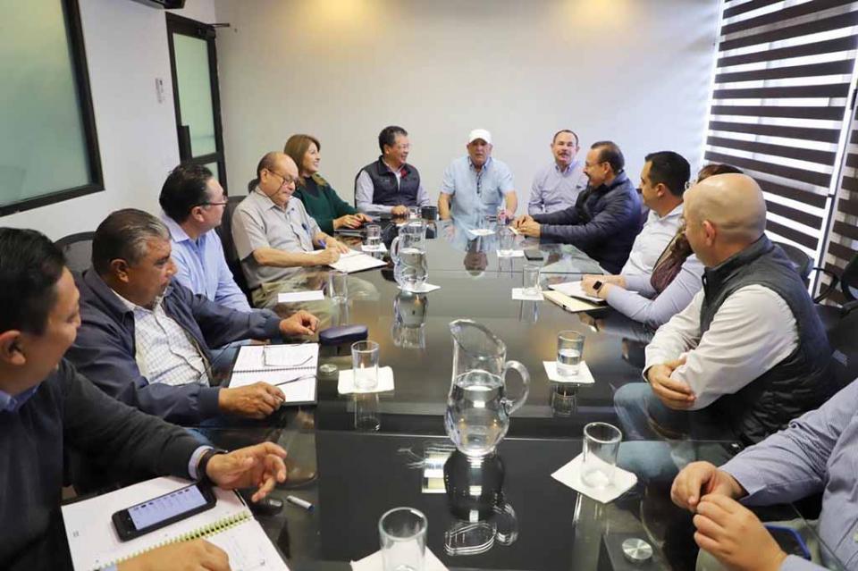 Gobierno del Estado fortalece acciones en materia de infraestructura