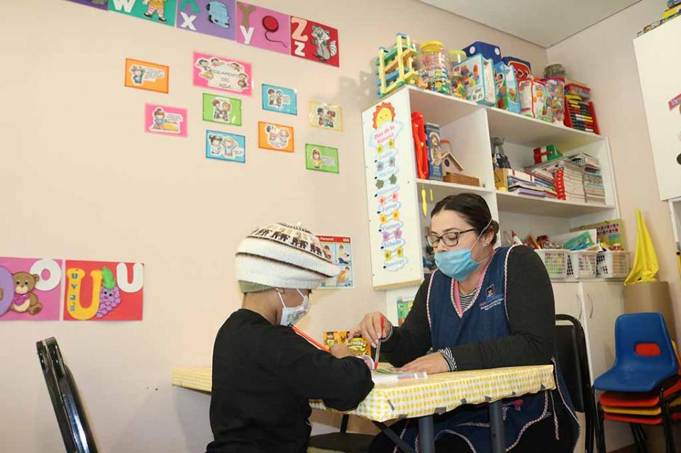 Aula hospitalaria de SEP atiende a 225 alumnos en cada ciclo escolar