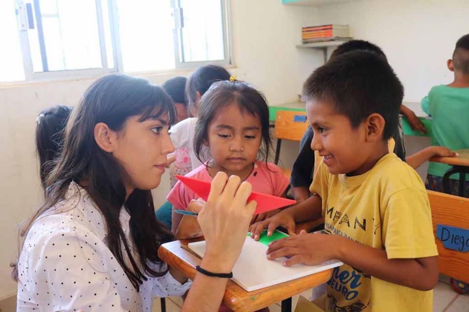 Ofrece SEP en 2019 atención educativa de calidad a niños migrantes