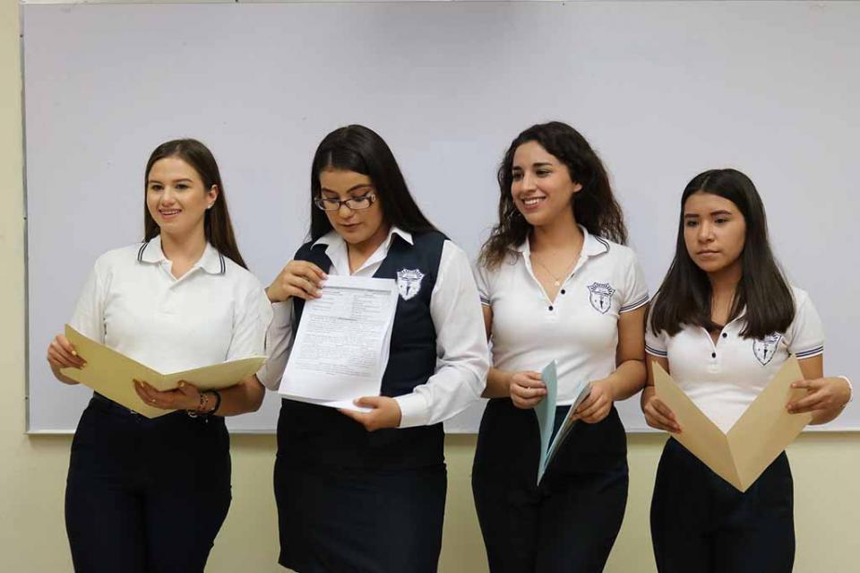 Escuelas Normales refuerzan proyectos para el fortalecimiento académico