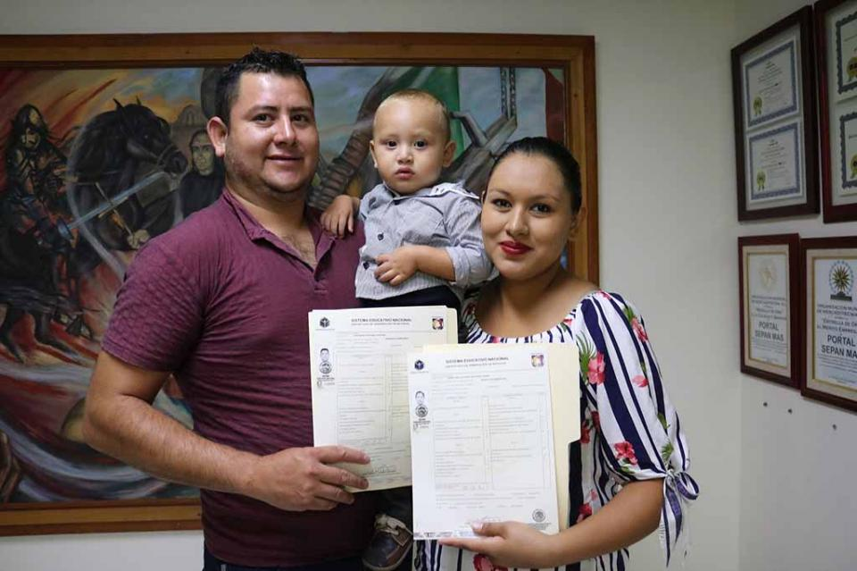 Certifica SEP a más de 700 sudcalifornianos mediante preparatoria abierta