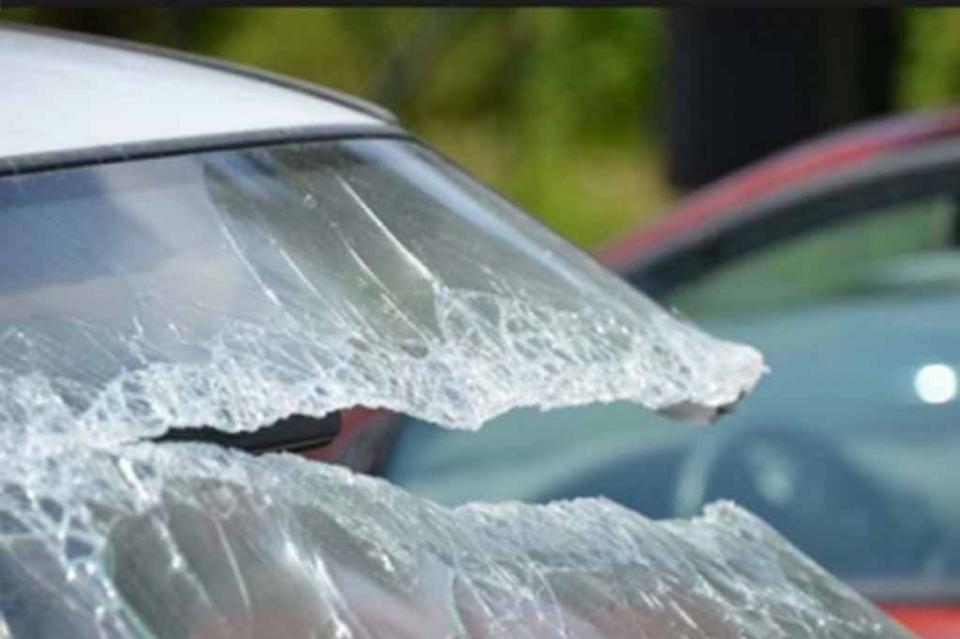 Conductor ebrio provoca accidente y muere su hijo de 3 años
