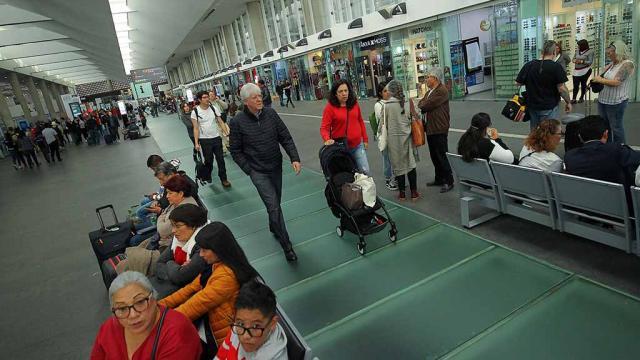 Aeropuerto Internacional de la Ciudad de México emite recomendaciones ante coronavirus