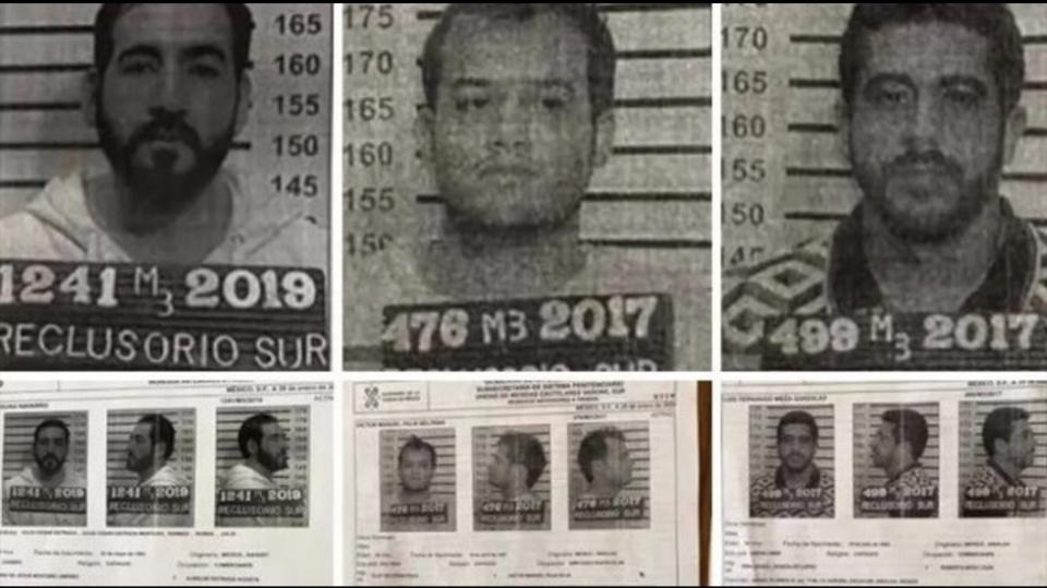 """Se fuga del reclusorio el hijo del operador financiero de """"El Chapo"""""""