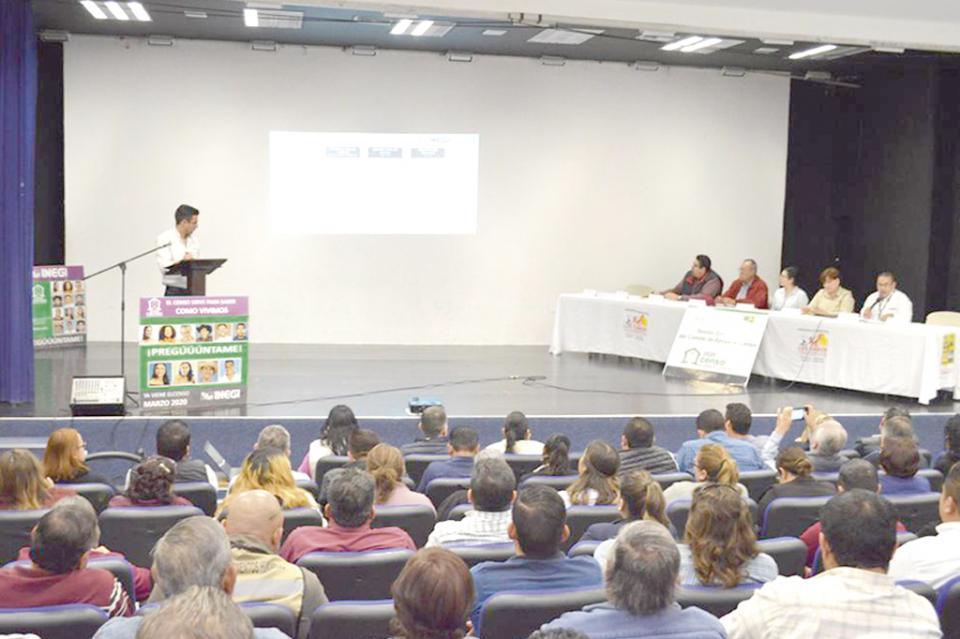 Invita INEGI a participar en Censo de Población y Vivienda del 2 al 27 de marzo