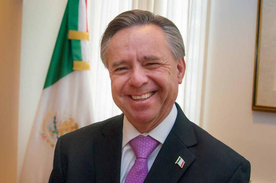 Presidencia difunde carta de renuncia de Medina Mora
