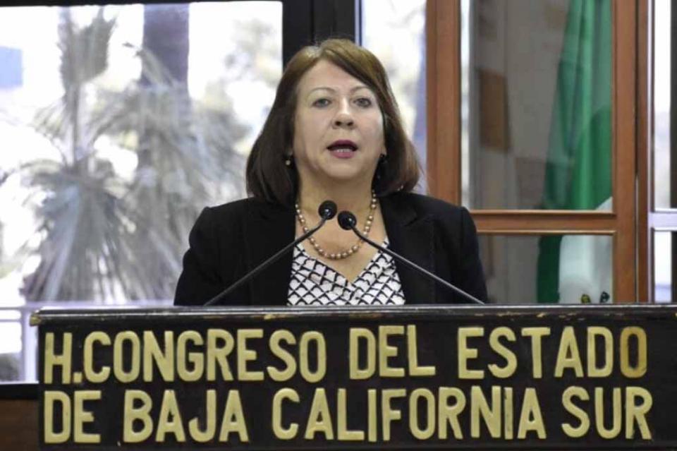 Propone Diputada Mercedes Maciel que niños no lleven mochila a escuelas