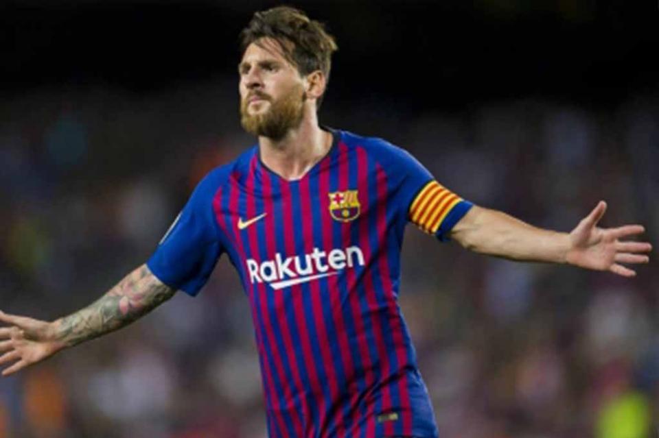 Lionel Messi, fuera de la lista del Barcelona para duelo contra Ibiza
