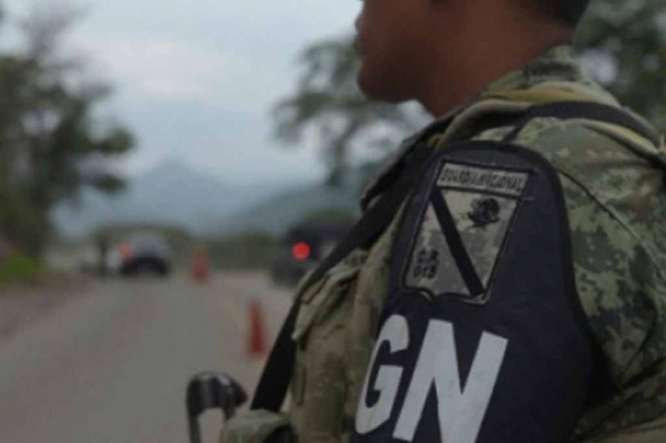 Disparo accidental provocó volcadura que dejó cuatro militares muertos en Tamaulipas