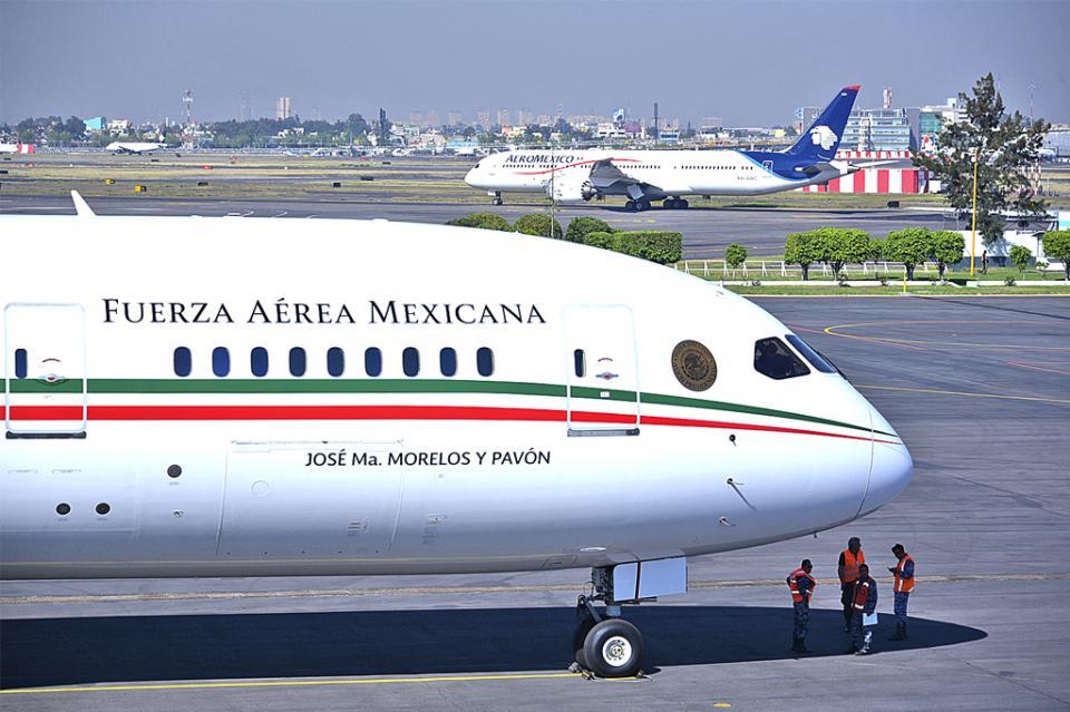 Ofrecen en garantía terreno de Cabo  Pulmo para la compra de avión presidencial