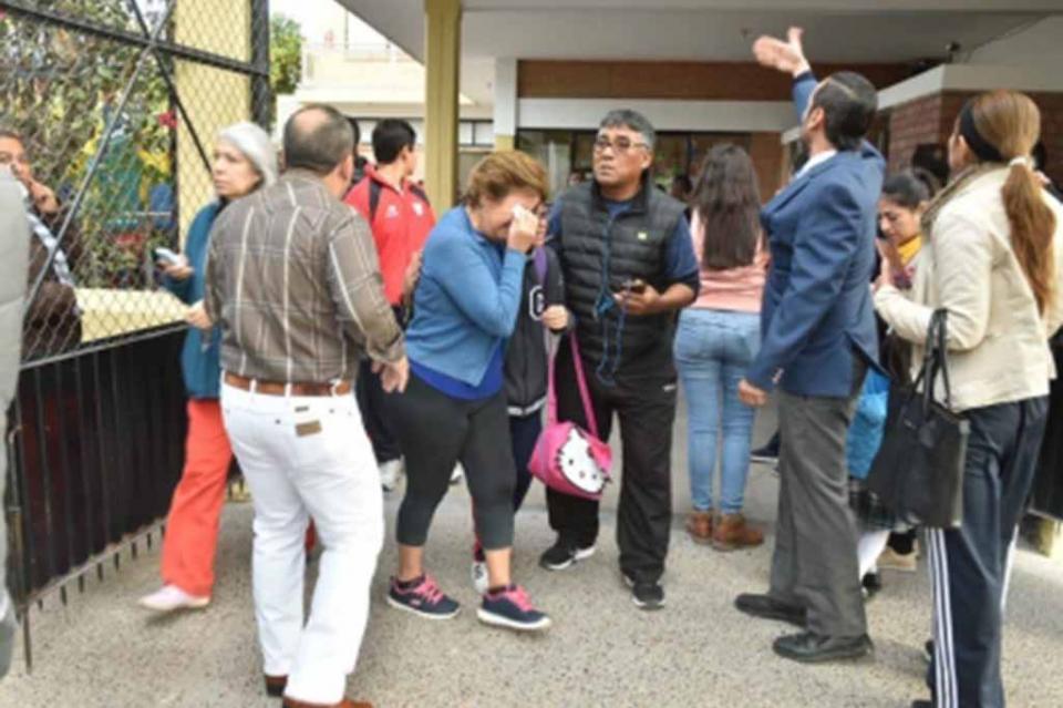 Abuelo de niño que disparó en escuela de Torreón es detenido