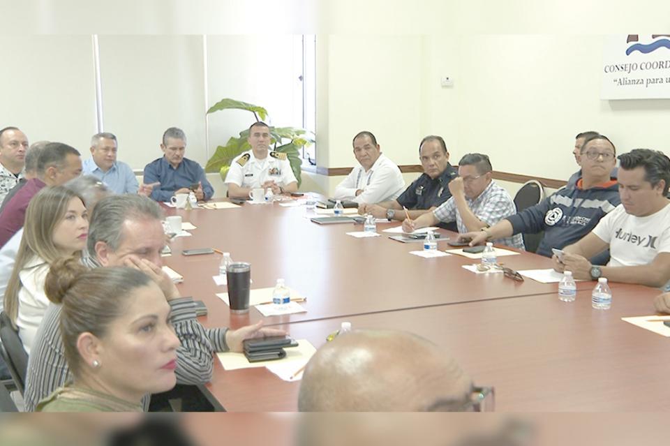 Amplían video vigilancia en  próximas fechas y redoblan  seguridad en Los Cabos
