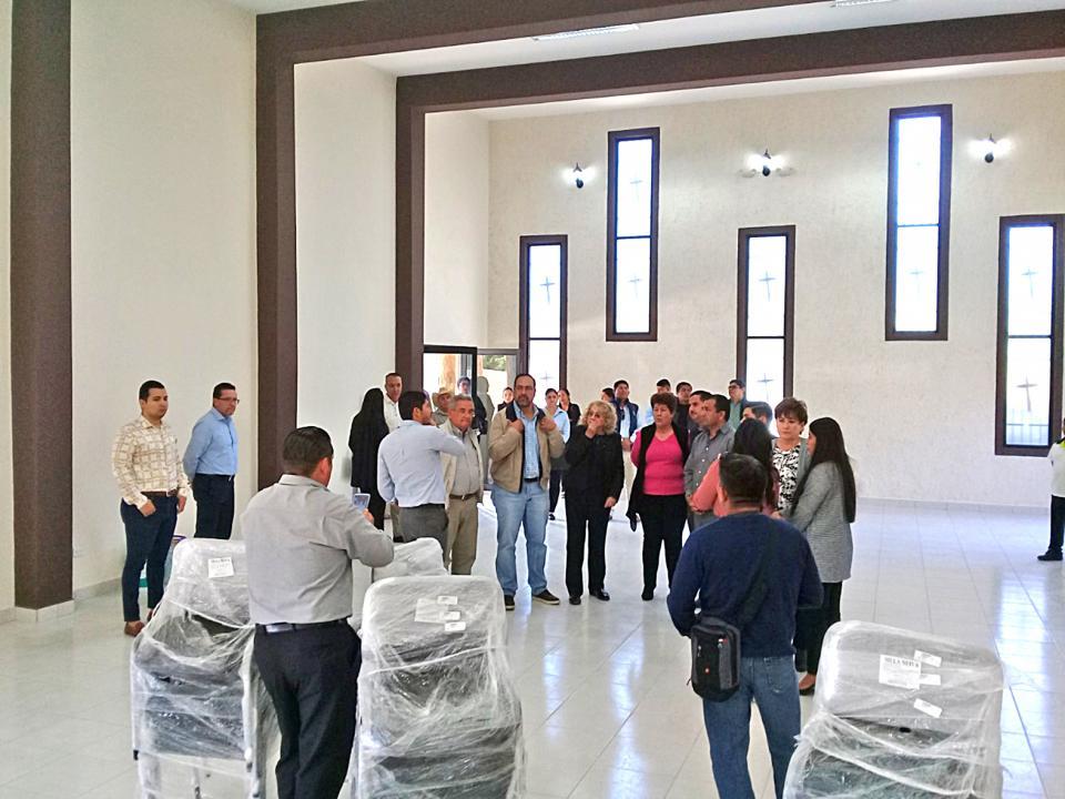 """""""Velatorio Municipal"""" rehabilitado con recursos FAIS"""