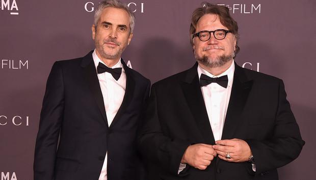 Guillermo del Toro y Alfonso Cuarón dictarán conferencia en Guadalajara
