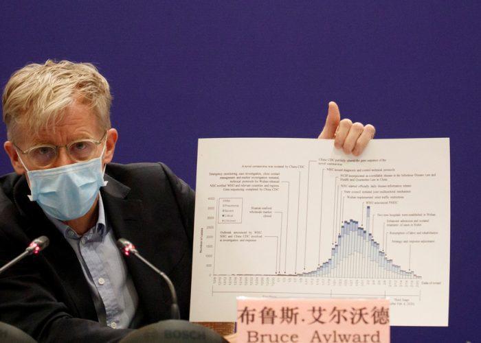"""El mundo """"no está preparado"""" para hacer frente al coronavirus"""