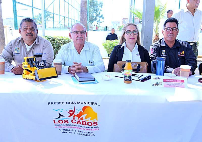 Atención a la ciudadanía una prioridad en Servicios Públicos: Roberto Sandoval Montaño