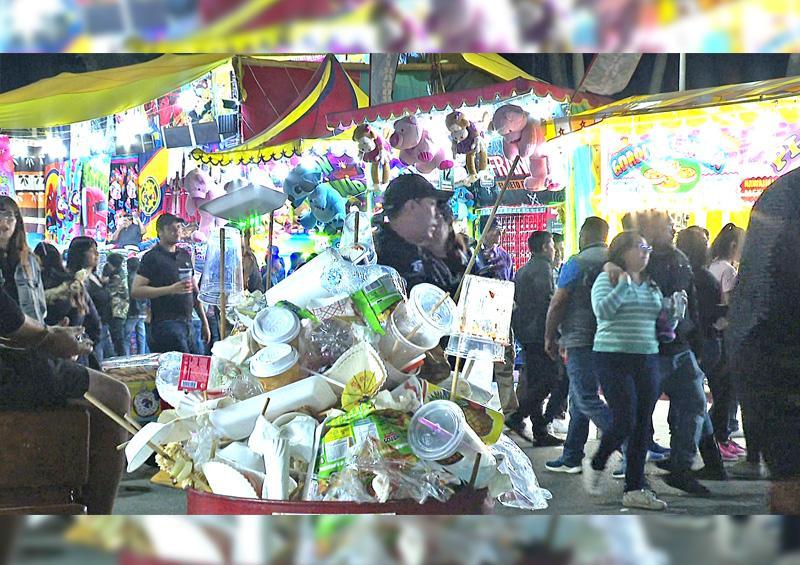 """Lamenta Secture que no se haya aplicado la Ley """"Desplastifícate"""" en Carnaval La Paz 2020"""