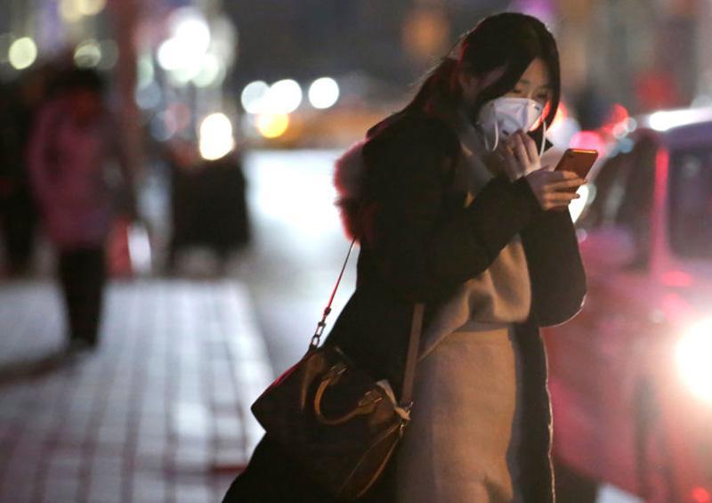 Falta de mascarillas acaba en peleas en Japón