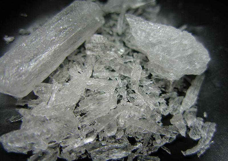 Detienen a sujeto con 3 mil 750 dosis de cristal en BCS