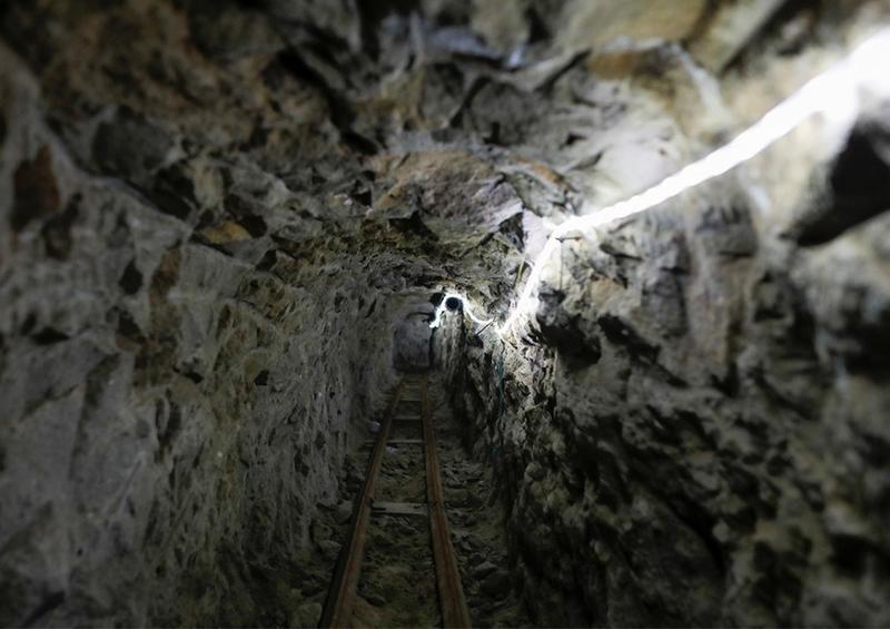 Encuentran túnel ilegal en la frontera de Sonora