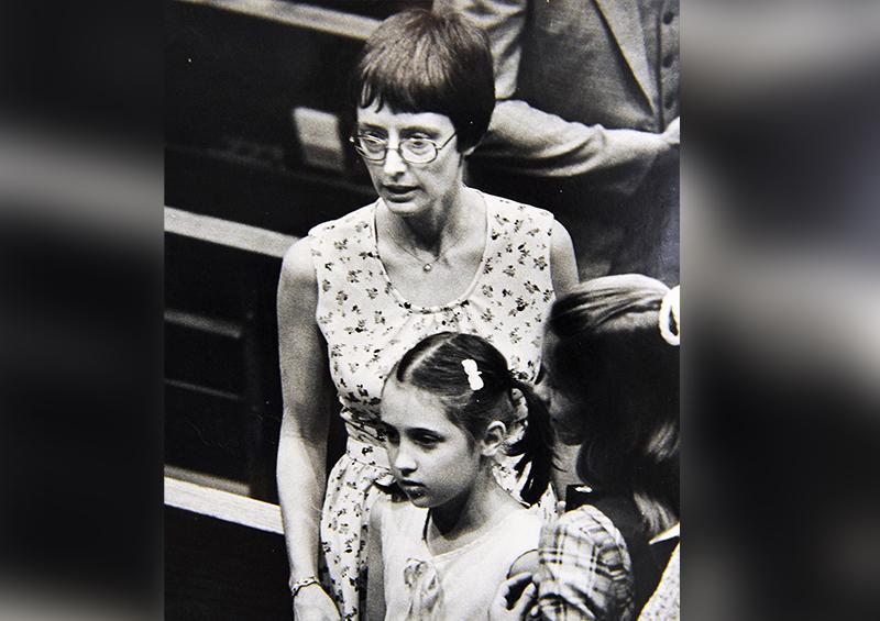 """""""Secuestrada; la historia de Mary Stauffer""""."""
