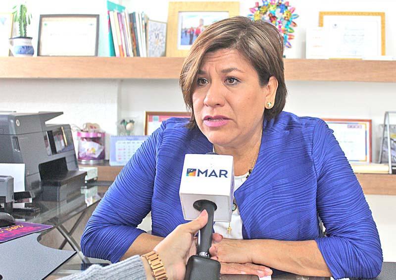 No queremos más agresiones contra mujeres; lamentable lo ocurrido a una joven  en CSL: Lorena Cortés